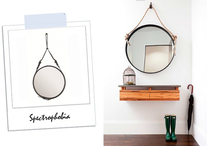 5 THINGS I LOVE BUT HAS IRRATIONAL FEAR KATE DWELL IN STYLE_ROUND MIRROR